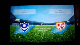FIFA 2016 on Android Phone (Lg g3)