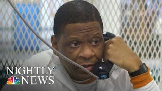 Death Row Inmate Rodney Reed, Whose Case Received National Attention, Speaks Out | NBC Nightly News