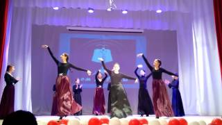 Волгоград 29 Мая Отчетный Концерт Школа Кавказских танцев Ансамбль