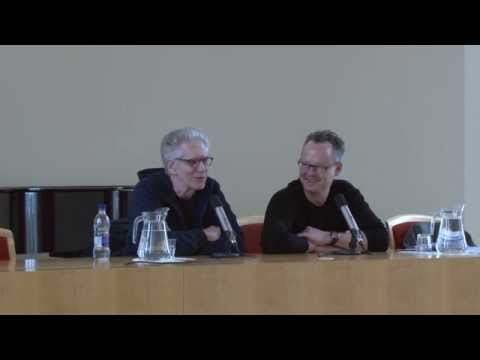 A masterclass with David Cronenberg