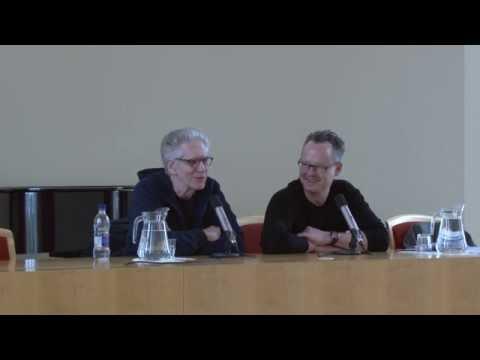 A masterclass with David Cronenberg
