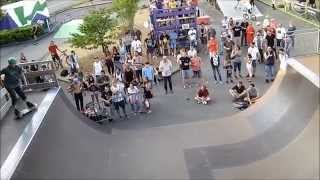 Skate world contest Luxembourg