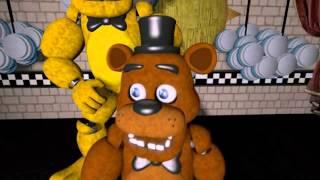 (Five Nights At Freddy's sfm animation) DARE 1
