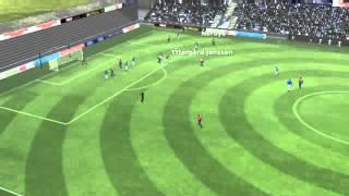 Sarpsborg vs Tromso - Yttergard Jenssen Goal 77 minutes