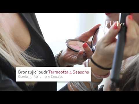 ELLE Beauty Lounge, Tereza Voříšková - Make up