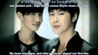 [Kpopsubs] TVXQ - Before You Go MV [english subs   romanization   hangul]