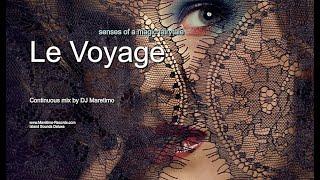 DJ Maretimo - Le Voyage - Sense Of A Magic Fairytale (Full Album) HD, 2019, Chill Cafe Sounds