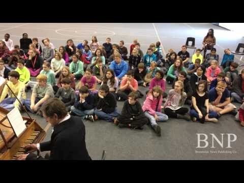 Colonial Music Institute at Satilla Marsh Elementary School