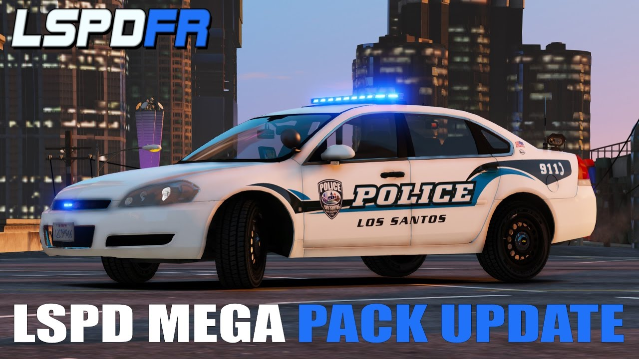 Lspdfr Sheriff Pack