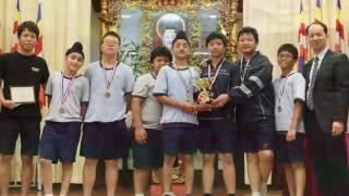 鳯翎盃2016-寶覺小學