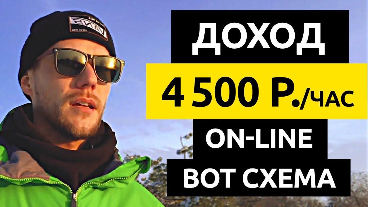 Автоматическая Программа для Заработка Миллионов | Как Заработать 4500 Рублей в Час Онлайн