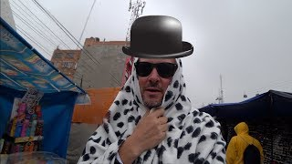A Short Miserable Film About Buying A Bolivian Hat ( Not Clickbait! )
