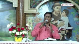 Prayer wicc five answers by Bro.Rajareddy @St.Anthony's Shrine, Mettuguda, Hyd,TS, 23-08-16