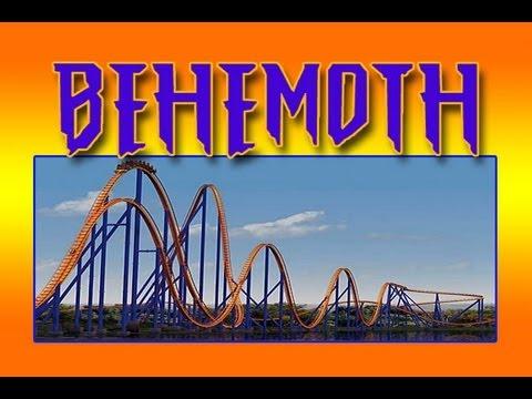 Behemoth, Canadas Wonderland (2011) [HQ] POV (Ride-Cam ...