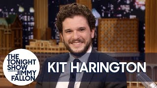 Spoiler Alert! Kit Harington Nods and Winks His Way Through Game of Thrones Rumors