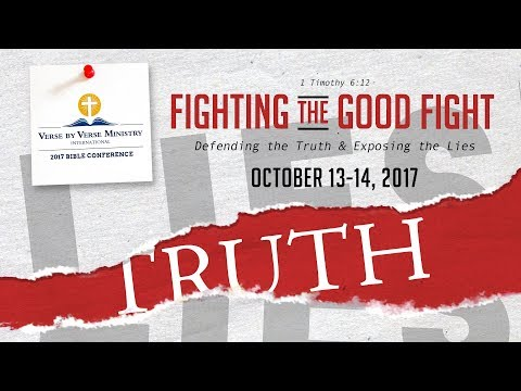 """Jim Bryant 2017 Breakout Session """"B"""" - The Gospel Properly Preached"""