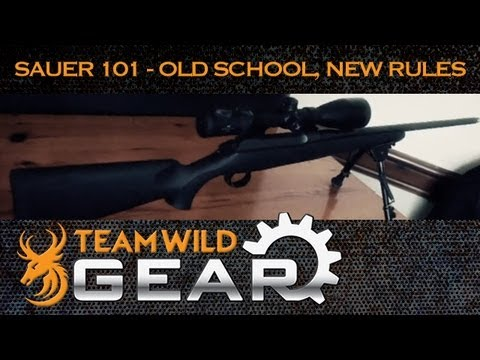 Sauer 101 - Old School, New Rules