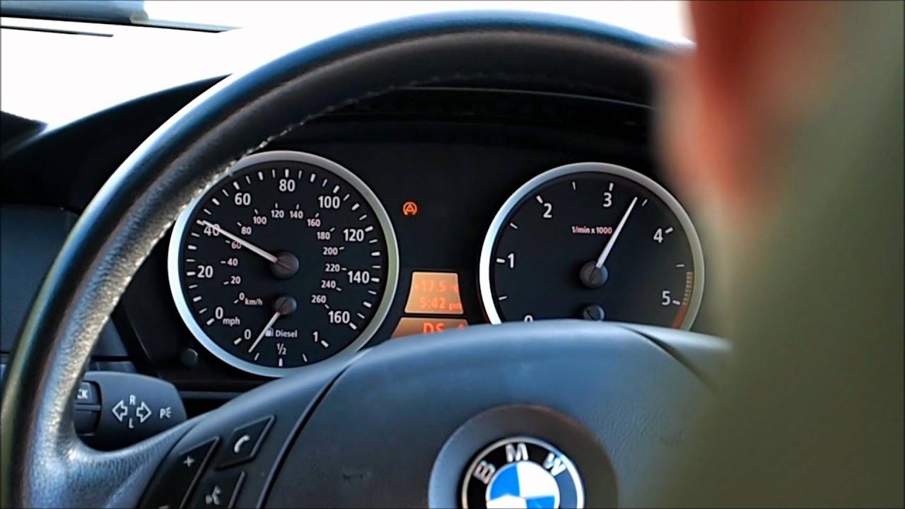 BMW 0 60 Times >> BMW E60 530D ECU remap 280BHP 650Nm 0 to 60 video - YouTube