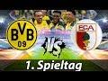 ORAKEL ⚽️ BVB BORUSSIA DORTMUND Vs FC AUGSBURG 5:1 ⚽️ 1. Spieltag