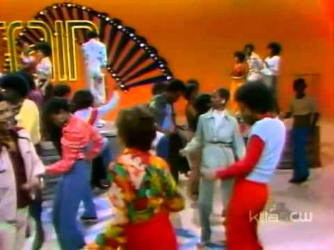 The Soul Train Dancers 1974 (Redbone - Come And Get Your Love)