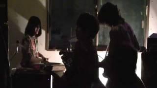 2012.2.17 卒業コンサートにて 都留文科大学軽音楽部.