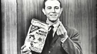 VINTAGE 1960 NABISCO WHEAT HONEY CEREAL COMMERCIAL - SMILING KIDS (PRIOR TO DENTIST VISIT)