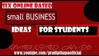 Best jobs ideas  for students   2018 l Online based jobs