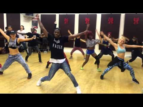Jason Facey Dancehall Choreography