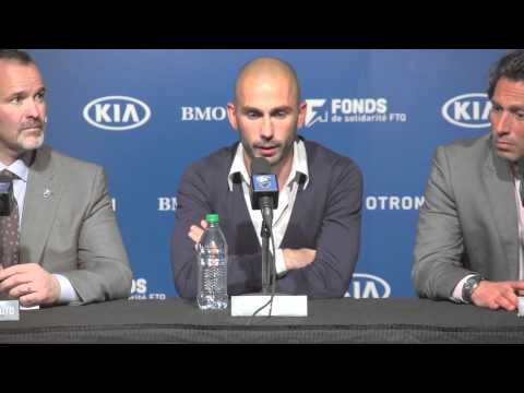 Marco Di Vaio - Conférence de presse / Press Conference