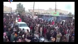 ISIS in New Video Threaten Burning 21 Caged Kurdish Peshmerga