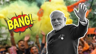 7 reasons why Narendra Modi won the 2019 elections