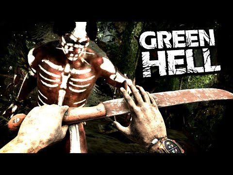 HARDCORE SURVIVAL IS NO JOKE - Hardest Difficulty (Green Hell Mode) - Green Hell Gameplay