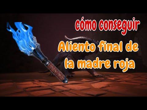 CONAN EXILES Como CONSEGUIR La Antorcha ALIENTO FINAL DE LA MADRE ROJA🔥🔥