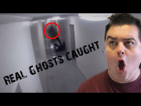 Daz Watches Real Ghosts Caught On Camera