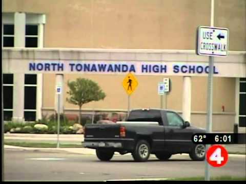 Stabbing near N. Tonawanda Senior High