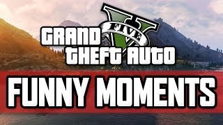 GTA 5 Online Funny Moments #1 with KSIOlajideBT, AA9skillz, ZerkaaHD & Miniminter (GTA V)