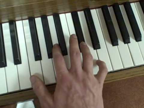 Draculas Lament Piano Tutorial