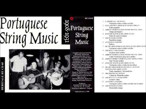 Portuguese String Music 19081931
