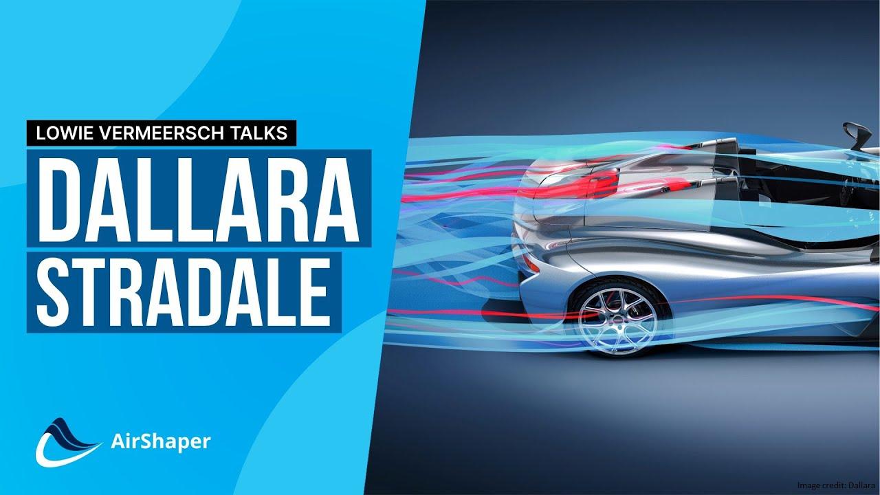 Lowie Vermeersch talks #4 - The Dallara Stradale