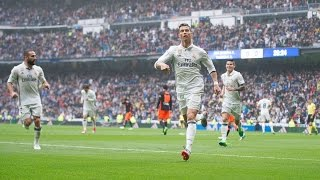 Real Madrid vs Valencia FC 2-1 April 29th 2017 All Goals and Highlights!