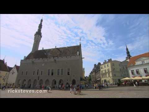 Tallinn, Estonia: Old World Meets New