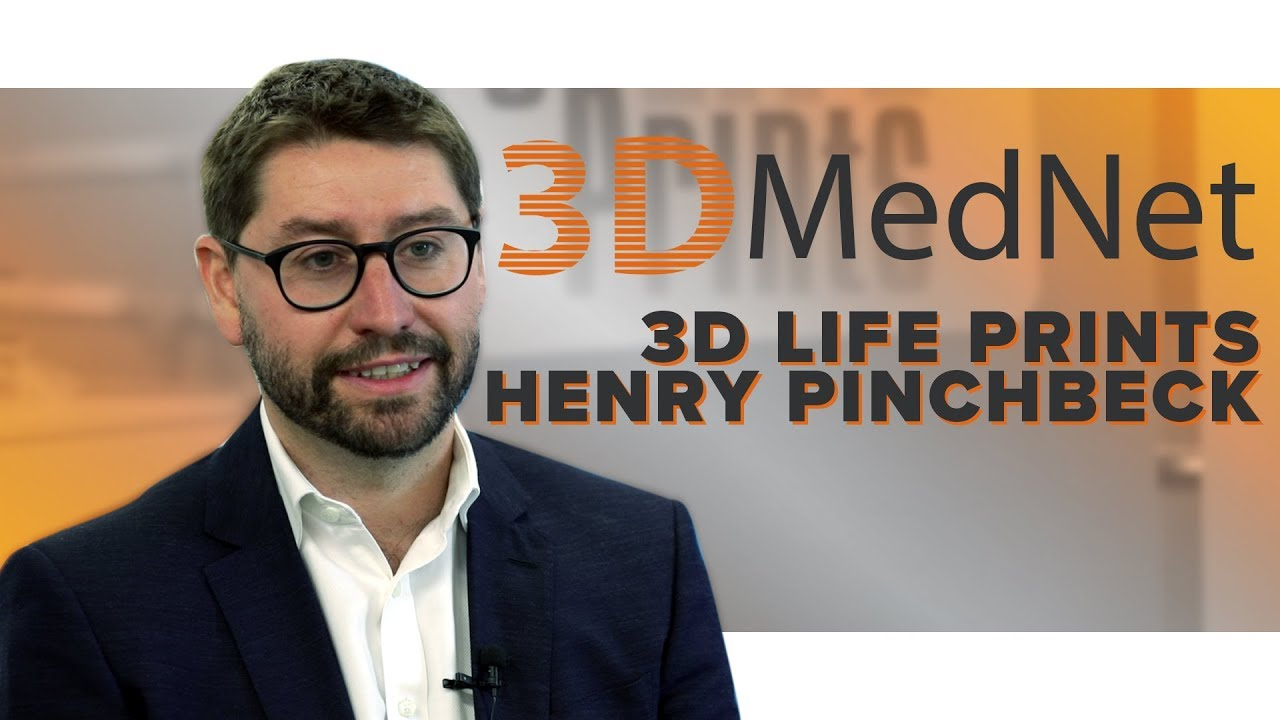 Embedding 3D printing where it can help surgeons the most: an interview with Henry Pinchbeck