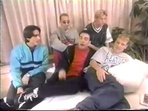 Backstreet Boys - 1996 - Sonia Benezra Interview #1 (@_BoysOnTheBlock)