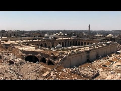 Reconstruction of the Old City of Syria's Aleppo begins