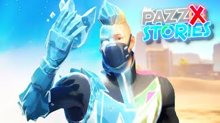LE VERE ORIGINI DI DERIVA GHIACCIATO 🎬 FILM 🎬 Fortnite Stories Pazzox
