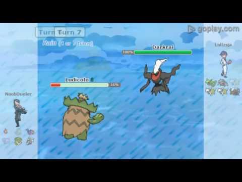 PokemonShowdown NU VS Ubers in Anything Goes #5