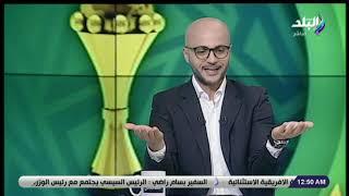 الماتش - تامر بدوي: مروان محسن وأحمد على وجهان لعملة واحدة