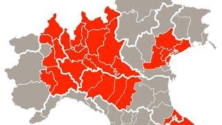 Coronavirus, dpcm 8 marzo. lombardia è zona rossa