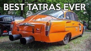 7 Best Vehicles Made By Tatra thumbnail