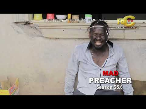 Download MAD PREACHER SEASON 5  - ZUBBY MICHEAL 2021 NOLLYWOOD BLOCKBUSTER || ROCKCELLY TV